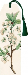 Zakładka 09 ze wstążką Kwiat wiśni