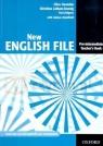 English File NEW Pre-Int TB +CD