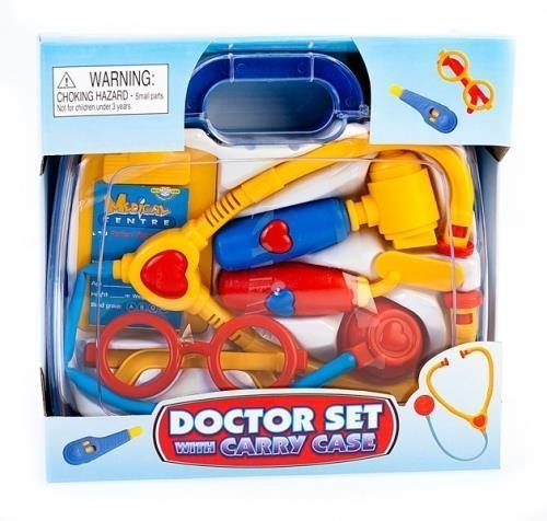 Zestaw lekarza w walizce