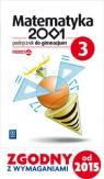 Matematyka  GIM KL 3. Podręcznik. Matematyka 2001