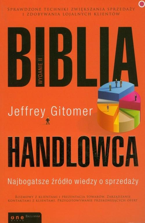 Biblia handlowca Gitomer Jeffrey