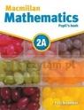 Macmillan Mathematics 2A PB with CD-ROM Paul Broadbent