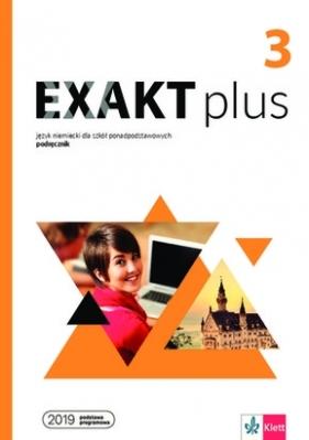 Exakt Plus 3. Podręcznik wieloletni