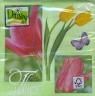 Serwetka Lunch Daisy SDWI004001 mix