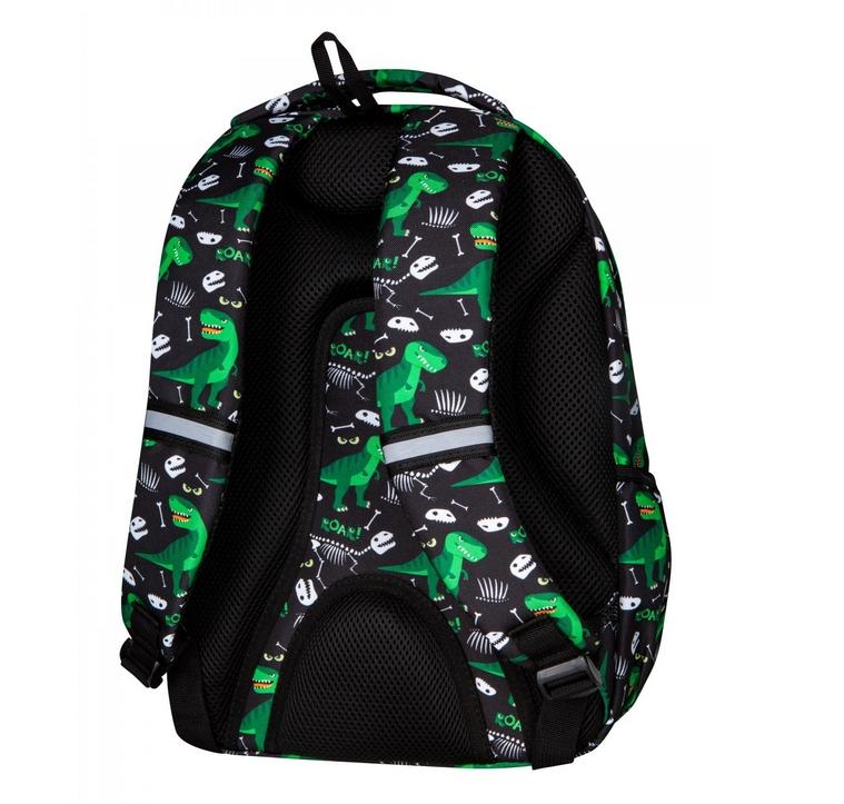 Coolpack Spiner M, plecak młodzieżowy - Dinosaurs Roar (D001330)