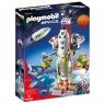 Playmobil Space: Rakieta kosmiczna z rampą startową (9488)