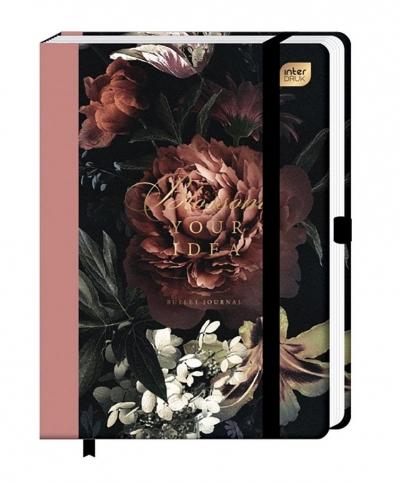 Organizer A5/288K - Bujo Flowers (433233)