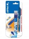 Pióro kulkowe FriXion niebieski 0.7 + wkłady