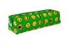 Piórnik prostokątny PA 417 emotikon zielony