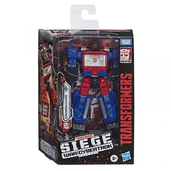 Figurka Transformers Gen WFC Deluxe Crosshairs (E3432/E8246)