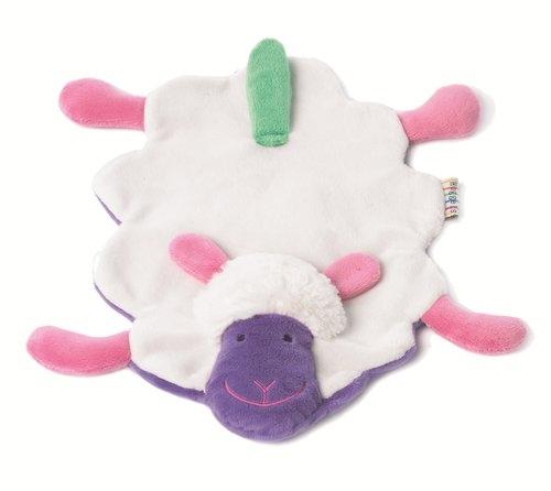 Przytulanka - szeleszczącaszmatka- owieczka - 23cm