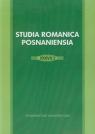Studia Romanica Posnaniensia XXXVII/2