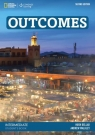 Outcomes Intermediate 2nd Ed Student's Book +Class DVD