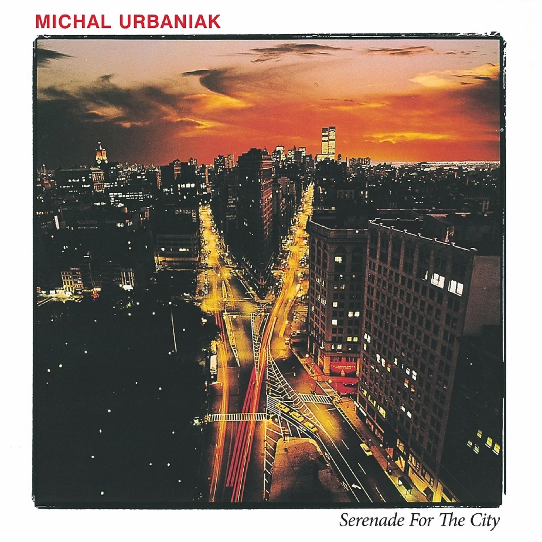 Serenade For The City Michał Urbaniak winyl Michał Urbaniak