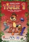 Tiger 1 Książka ucznia + 2CD / Tiger 1 Moje portfolio