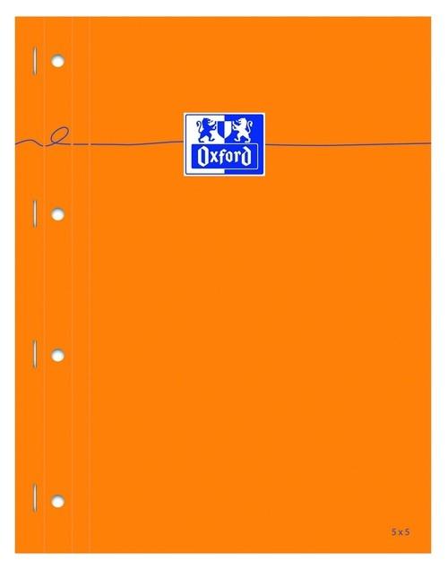 Notatnik Oxford Everyday A4 80 kartek kratka