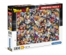 Puzzle Impossible Puzzle! 1000: Dragon Ball (39489)