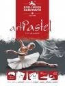 Blok do pasteli artPastel antrycyt A5, 20 ark. 180g
