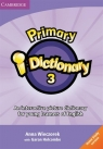 Primary i-Dictionary 3 DVD Wieczorek Anna, Holcombe Garan