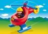 Helikopter straży pożarnej (6789)