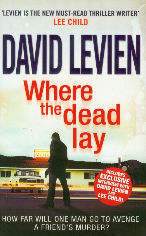 Where the Dead Lay Levien David
