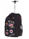 Coolpack - Junior - Plecak szkolny - Badges Black (89890CP)