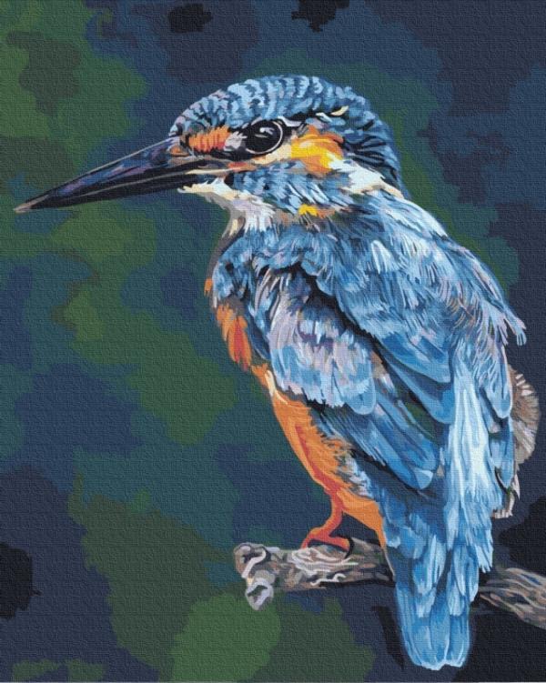 Obraz Malowanie po numerach Ptak trop (GX35762)