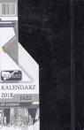 Kalendarz Jazz czarny A5 dzienny 2018