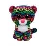 Maskotka Beanie Boos Dotty - Tęczowy Lampart 15 cm (37189)