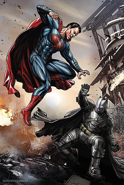 Batman v Superman - puzzle 260 elementów (13201)