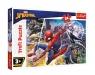 Puzzle Maxi 24: Nieustraszony Spider-Man (14289) Wiek: 3+