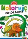 Koloruję Dinozaury