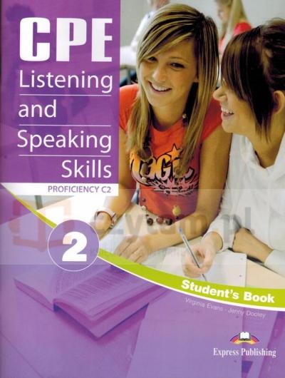 CPE Listening & Speaking Skills 2 SB Virginia Evans, Jenny Dooley