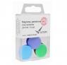Magnesy pastelowe mix kolorów 24mm - 6 szt. (VO5024KM6-99P)