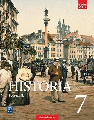 Historia. Klasa 7. Podręcznik. Szkoła podstawowa Krzysztof Kowalewski, Igor Kąkolewski, Anita Plum
