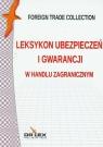 Leksykon ubezpieczeń i gwarancji w handlu zagranicznym Kapusta Piotr