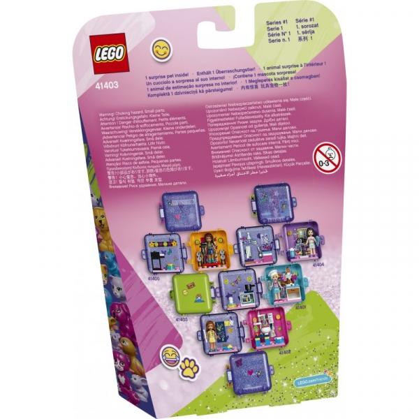 LEGO Friends: Kostka do zabawy Mii (41403)