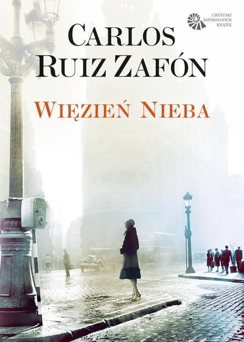 Więzień Nieba Zafon Carlos Ruiz