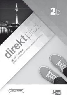 Direkt plus 2b. Zeszyt ćwiczeń + kod dostępu do podręcznika i ćwiczeń interaktywnych praca zbiorowa