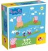 Gra logiczna Świnka Peppa (304-64892)