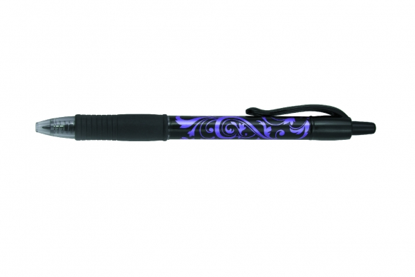 Długopis żelowy Pilot G-2 Victoria fiolet (BL-G2-7-VA-V)