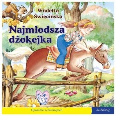101 bajek - Najmłodsza dżokejka Wioletta Święcińska