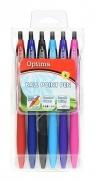 Długopis OPTIMA 521 6 kolorów