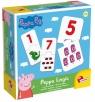 Świnka Peppa - gra logiczna (304-64892) Wiek: 2+