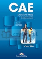CAE Practice Tests CDs(3)