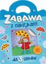 Zabawa z naklejkami dla 3-latków Zeszyt 1 opracowanie zbiorowe