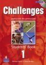 Challenges 1 Students' Book with CD Gimnazjum Harris Michael, Mower David
