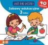 Zabawy edukacyjne 3-latka Już się uczę