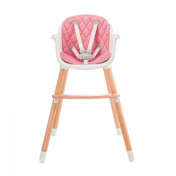 Krzesełko do karmienia Tini Pink (BTKTINIPNK0000)