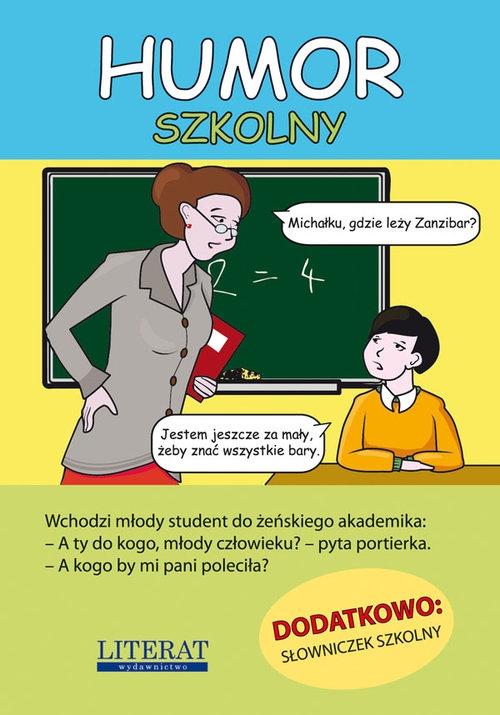 Humor szkolny Adamczewski Przemysław